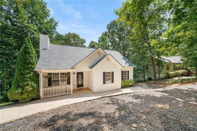 Dawsonville Single Family Home For Sale: 302 Collins Road