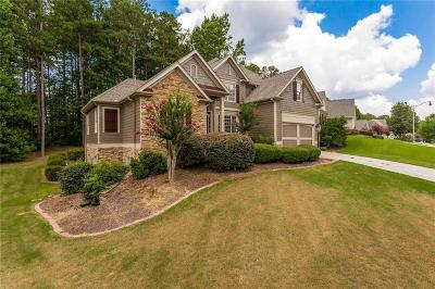 Powder Springs Single Family Home For Sale: 5590 Cathers Creek Drive