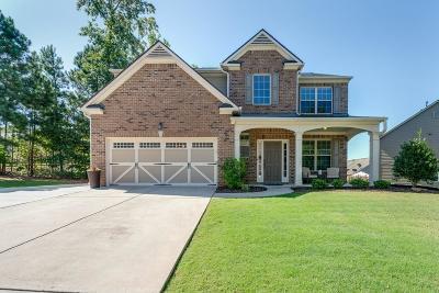 Cumming Single Family Home For Sale: 2315 Blackstock Drive
