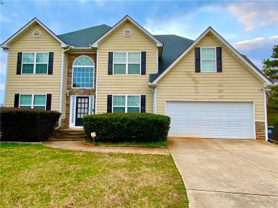 Covington Single Family Home For Sale: 35 Green Hill Court