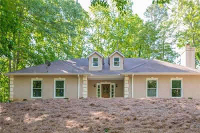 Buford Single Family Home For Sale: 114 Stonehedge Drive