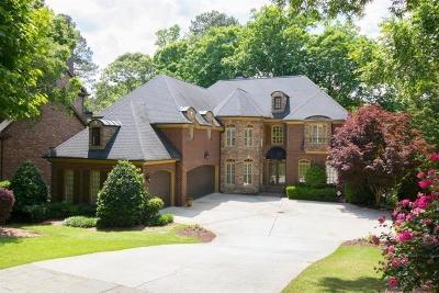 Marietta Single Family Home For Sale: 5108 Sapphire Drive