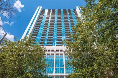 Buckhead Condo/Townhouse For Sale: 3324 Peachtree Road NE #1110