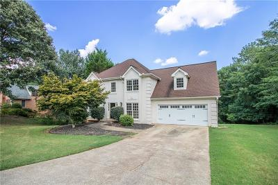 Conyers Single Family Home For Sale: 1310 N Brandy Shoals SE