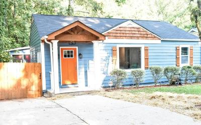 Single Family Home For Sale: 1006 Westmont Road