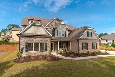 Cherokee County Single Family Home For Sale: 156 Rocky Creek Trail
