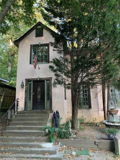 Atlanta Single Family Home For Sale: 2045 Lenox Road NE