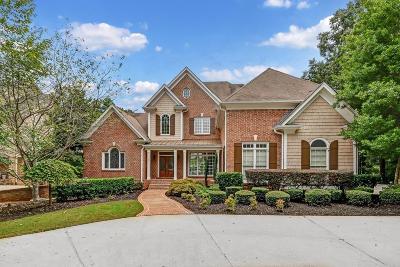 Duluth Single Family Home For Sale: 8455 Saint Marlo Fairway Drive