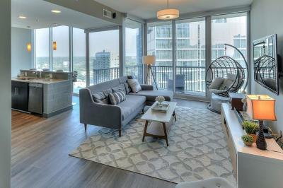 Midtown Condo/Townhouse For Sale: 1080 Peachtree NE Street #1807