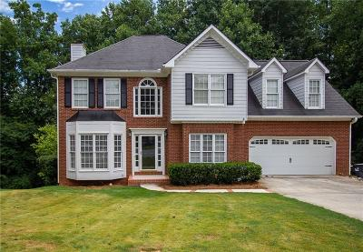 Suwanee Single Family Home For Sale: 2300 Compton Place