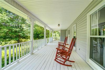 Cherokee County Single Family Home For Sale: 247 Arbor Hill Road