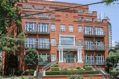 Midtown Condo/Townhouse For Sale: 1058 Piedmont Avenue NE #301