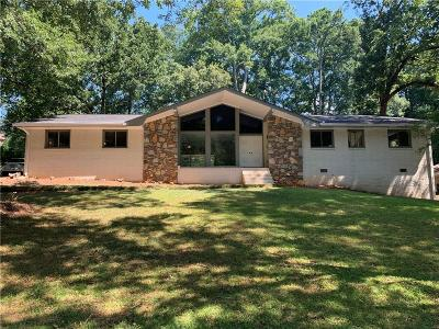 Tucker Single Family Home For Sale: 4624 Westhampton Circle