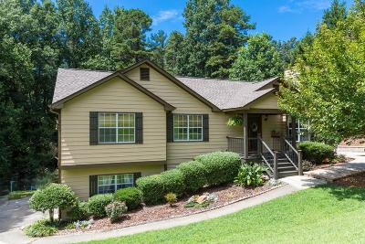 Flowery Branch Single Family Home For Sale: 4622 Quail Pointe Drive