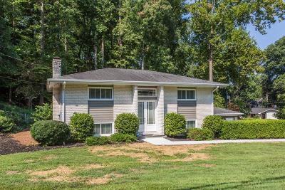 Atlanta Single Family Home For Sale: 3243 NE Leslie Lane NE