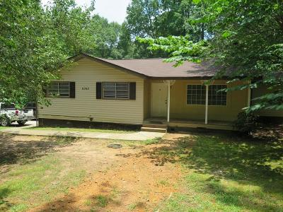 Lithonia Single Family Home For Sale: 6262 Shadow Rock Drive