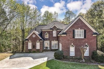 Cumming Single Family Home For Sale: 3820 High Point Circle