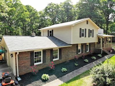 Auburn Single Family Home For Sale: 257 Mount Moriah Road