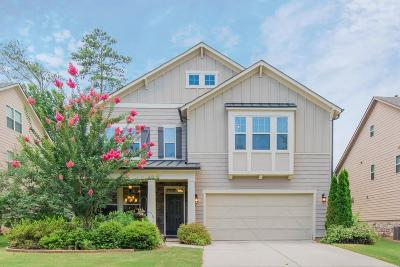 Alpharetta Single Family Home For Sale: 1085 Jordan Lane