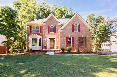 Single Family Home For Sale: 1309 Echo Mill Court