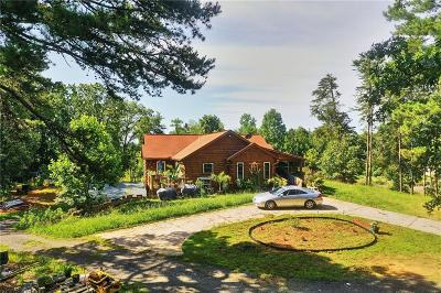 Dawson County Single Family Home For Sale: 369 Sweetwater Church Road