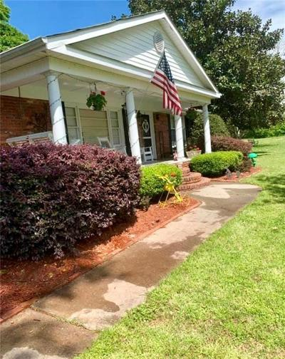Fayette County Single Family Home For Sale: 263 Kenwood Road