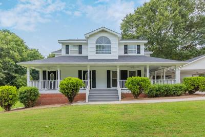 Powder Springs Single Family Home For Sale: 253 Pine Valley Drive