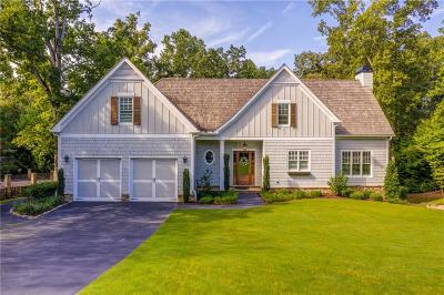 Dawson County, Forsyth County, Hall County, Lumpkin County Single Family Home For Sale: 552 Dogwood Way