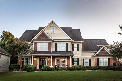 Dacula Single Family Home For Sale: 655 River Valley Drive