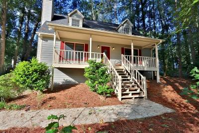 Acworth Single Family Home For Sale: 312 Cedar Creek Court