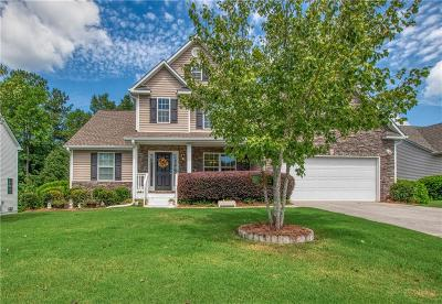 Auburn Single Family Home For Sale: 3388 Galloping Bend Way