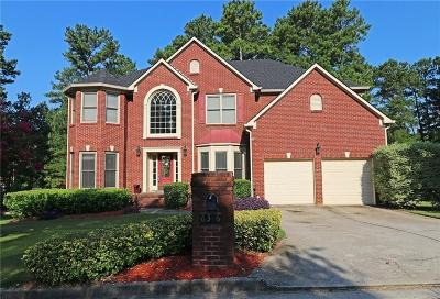 Stone Mountain Single Family Home For Sale: 6306 Southland Trace