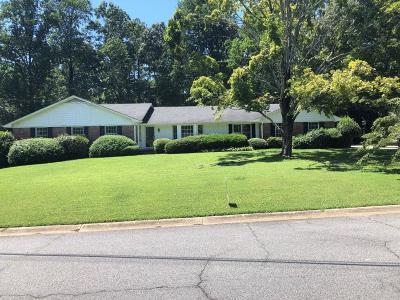 Marietta Single Family Home For Sale: 1272 Longwood Drive