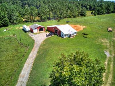Kingston Single Family Home For Sale: 225 Euharlee Five Forks Road