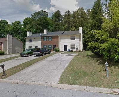 Atlanta Condo/Townhouse For Sale: 939 Silverwood Drive
