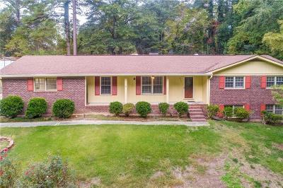 Acworth Single Family Home For Sale: 5114 Fernwood Drive
