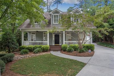 Single Family Home For Sale: 2365 Pine Grove Drive NW