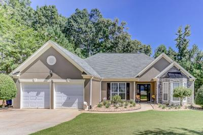 Kennesaw Single Family Home For Sale: 2802 Nance Drive NW