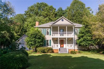 Roswell Single Family Home For Sale: 1588 Tennessee Walker Drive NE