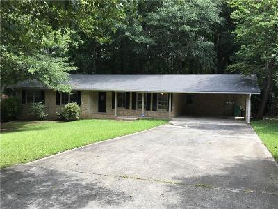 Stone Mountain Single Family Home For Sale: 1712 Eldonlas Court