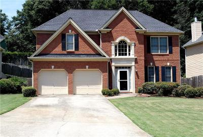 Roswell Single Family Home For Sale: 5035 Victory Ridge Lane