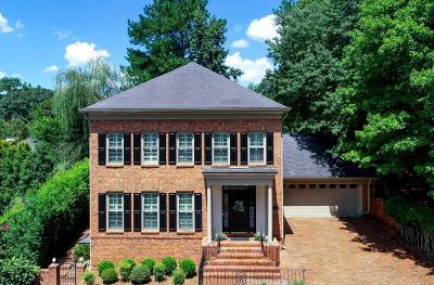 Atlanta Single Family Home For Sale: 4413 Paces Battle NW