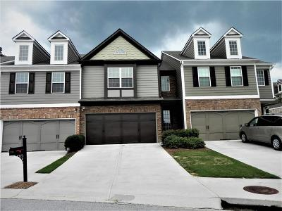 Buford Condo/Townhouse For Sale: 2718 Sardis Chase Court