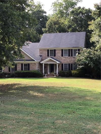 Hampton Single Family Home For Sale: 11567 Summer Trace