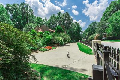Atlanta Single Family Home For Sale: 1190 Regency Road NW