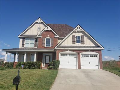 Covington Single Family Home For Sale: 385 Emerson Trail