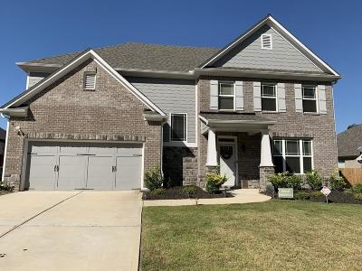 Single Family Home For Sale: 1336 Halletts Peak Place