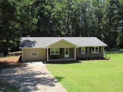 Paulding County Single Family Home For Sale: 247 Hutcheson Pass