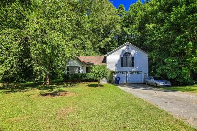 Powder Springs Single Family Home For Sale: 5286 Ternhill Way