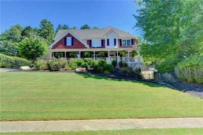 Buford Single Family Home For Sale: 2620 White Rock Drive